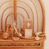 Innowacyjna zawieszka wykonana z certyfikowanego bezpiecznego silikonu oraz polskiego drewna,wyposażona w łatwy w obsłudze silikonowo-plastikowy klips. Zawieszka pełni dodatków funkcję strażnika smoczka - dzięki niej smoczek zawsze będzie pod ręką. Można ją przypiąć do ubranka dziecka, kocyka czy też do ukochanej zabawki Twojego dziecka. #zabawki#zabawkidrewniane#zabawkidlaniemowlaka#akcesoriadladzieci#grzechotka#gryzak#zawieszkadosmoczka#pacifierclip#sklepdladzieci#sklepzzabawkami#zakupydlaniemowlaka#rodzew2021#mamawdwupaku#brzuchatka#mojewszystko#polskamarka#polskiprodukt#bedemama#gadzetydladzieci#czekamynaciebie#koszmojzesza#girlandadowozka#dowozka#zabawkadowozka